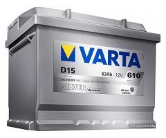 Аккумуляторы Tenax и Varta по очень выгодным ценам!!!