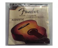 Продам струны нейлоновые для гитары