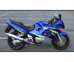 Продам мотоцикл Suzuki GSX600F