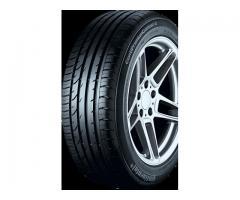 Продам комплект летней резины Continental Premium Contact 2 SSR 195/55/16
