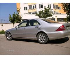 Mercedes-benz S-320 бензин, праворульный.