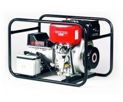 Дизельный генератор 3 фазный yanmar  tfe3