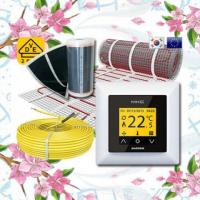 Согрей Весну, Скидки до 40% на теплый пол под любое покрытие, терморегуляторы.