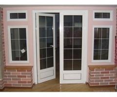 Металлопластиковые окна и двери в пмр